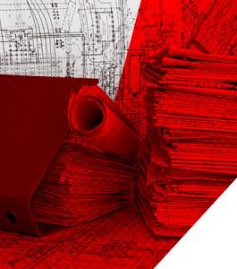 red textas plan image